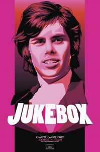 Bruce Huard - Affiche officielle du film Jukebox de La Ruelle Films