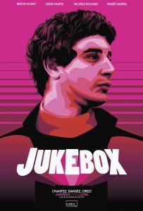 Denis Pantis - Affiche officielle du film Jukebox de La Ruelle Films
